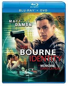 The Bourne Identity [Blu-ray + DVD + Digital Copy] (Universal's 100th Anniversary)