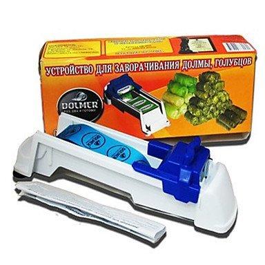 TTOMI Dolmer universelle machine de laminage sarma turc farcies de feuilles de vigne et des feuilles de chou (couleur aléatoire)