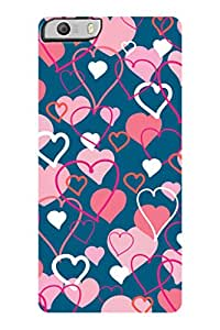 ZAPCASE PRINTED BACK COVER FOR MICROMAX KNIGHT 2 Multicolor