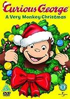 Curious George: A Very Monkey Christmas [DVD]
