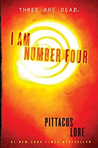 I Am Number Four by Pittacus Lore ebook deal