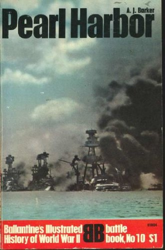 Pearl Harbor 10, A J Barker