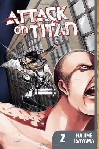 Attack on Titan, Volume 02