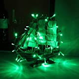 EiioX Green 30 LED String Lights Battery Operated for XMAS Christmas Wedding Outdoor Party