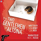 The Two Gentlemen of Altona: Playing the Fool, Book 1 | Lisa Henry, J.A. Rock