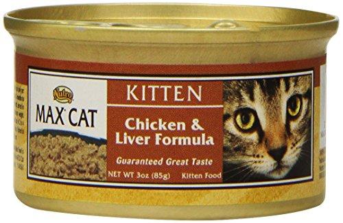Nutro MAX CAT Kitten Chicken & Liver Formula