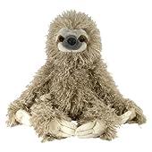 Cuddlekins Three Toed Sloth - 12