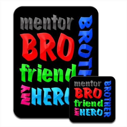brother-bro-mentor-friend-my-hero-tappetino-mousematt-sottobicchieri