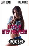 TABOO EROTIC ROMANCE: LITTLE STEP HELPERS (TABOO BOX SET)