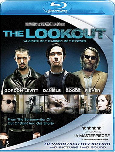 Cover art for  The Lookout [Blu-ray]
