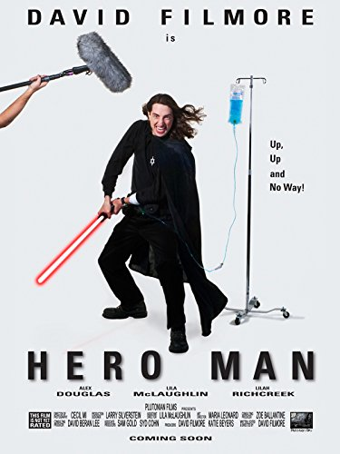 Hero Man on Amazon Prime Video UK