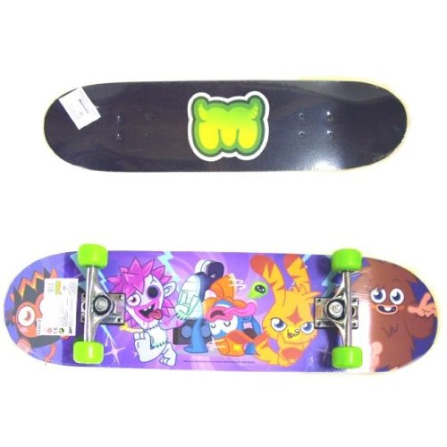 Moshi Monsters Large Skateboard