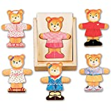 Melissa & Doug Bear Dress-Up