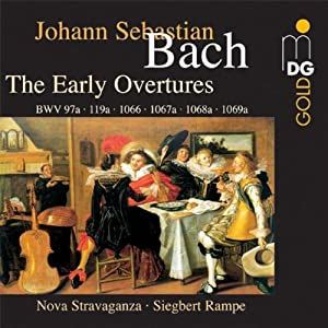 Bach: the Early Overtures