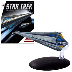 Star Trek Starships Figurine Collection Magazine #26 Tholian Starship