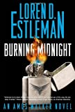 img - for Burning Midnight (Amos Walker Novels) book / textbook / text book