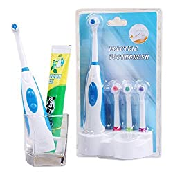 Big Smile Electronic Power Toothbrush with 1 year warranty (1)