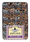 Walkers Fruit   Nut Toffee 3.5-Ounce Packages Pack of 10