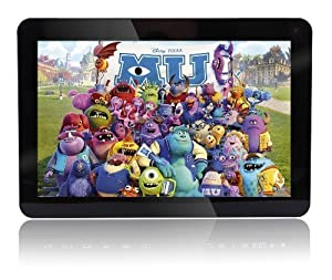 "Cheapest 10 inch Android KitKat Tablet with TWO YEAR WARRANTY - Polatab Elite Q10.1"" Black Android 4.4 (KitKat) Tablet PC QUAD-CORE CPU - POWERFUL GPU - 16GB STORAGE - SLEEK DESIGN - BLUETOOTH - FLAT 50% OFF - LIMITED TIME OFFER"