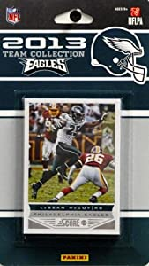 NFL Philadelphia Eagles Licensed 2013 Score Team Set by Philadelphia Eagles Team Set