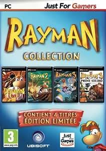 Rayman collection - édition limitée