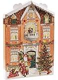 Heilemann Adventskalender mit Dach, 1er Pack (1 x 275 g)