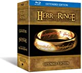 DVD & Blu-ray - Der Herr der Ringe - Die Spielfilm Trilogie (Extended Edition) [Blu-ray]