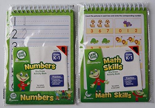 Leapfrog Dry Erase Workpad Set – K-1 Numbers and Math Skills