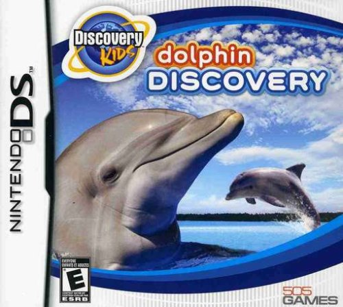 Discovery Kids Dolphin Discovery - Nintendo DS - 1
