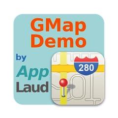 GMap Demo by AppLaud