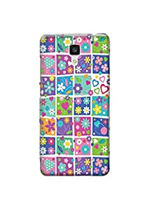 Xiaomi Mi4 Cover, Premium Quality Designer Printed 3D Lightweight Slim Matte Finish Hard Case Back Cover for Xiaomi Mi4