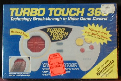 Nintendo Turbo Touch 360 Controller - 1