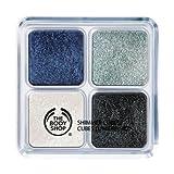 Shimmer Cubes 14g (20 Blue/Grey)