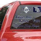 "Tampa Bay Rays 11"" x 17"" Window Clings Sheet"