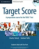 Target Score for TOEIC - Intermediate: Student's Book + Answer Booklet + 2 CDs