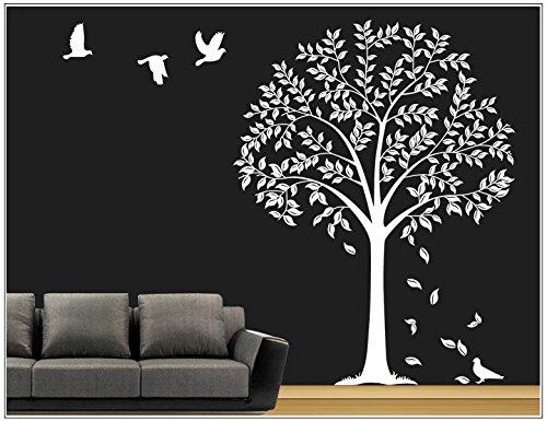 sticker-mural-arbre-branches-vrille-salle-de-sejoursalon-40-couleurs-pour-le-choix-wbm64010-blanc-se