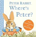 Beatrix Potter Where's Peter? (Peter Rabbit)