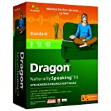 "Dragon NaturallySpeaking 10 Standardvon ""Nuance Communications,..."""