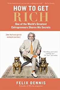 "Cover of ""How to Get Rich: One of the Wor..."