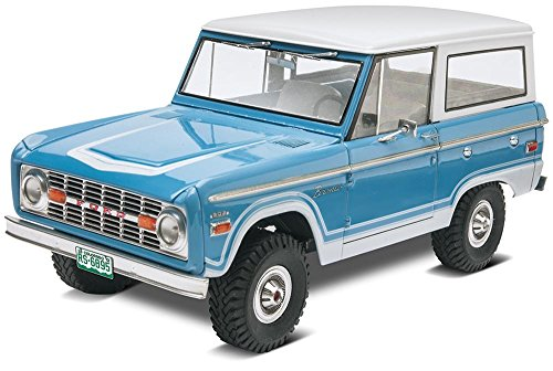 Revell 85-4320 Ford Bronco Model Car Kit (Ford Models compare prices)