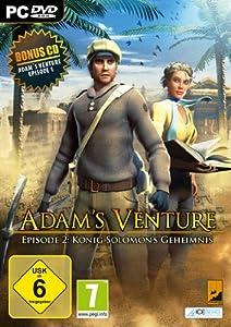 Adam's Venture 2: Solomon's Secret (PC)