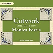 Cutwork: A Needlecraft Mystery, Book 7 | Monica Ferris