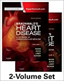 img - for Braunwald's Heart Disease: A Textbook of Cardiovascular Medicine, 2-Volume Set, 10e book / textbook / text book
