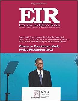 Executive Intelligence Review; Volume 41, Issue 45: Published November 14, 2014