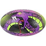 OPTIMUM venom training rugby ball [purple]