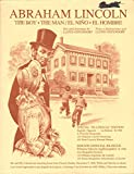 img - for Abraham Lincoln The Boy The Man/El Nino El Hombre book / textbook / text book