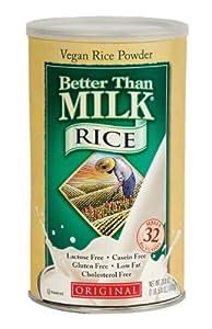 Better Than Milk Enriched Rice Powder, Bulk, 21.4 oz