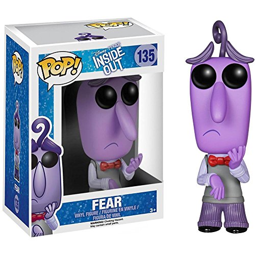 Inside Out Fear Disney-Pixar Pop! Vinyl Figure