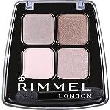Rimmel Colour Rush Quad Eyeshadow: 008 Bronzed