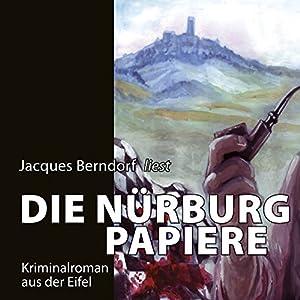 Die Nürburg-Papiere Audiobook